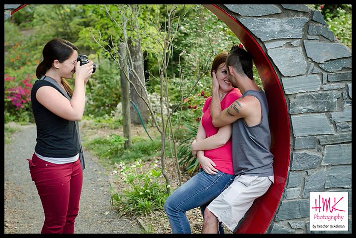 NC ReSTARt Shootout | UNCC Botanical Gardens - HMK Photography